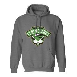 FTC kapucnis pulóver
