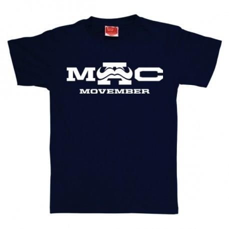 MOVEMBER férfi póló