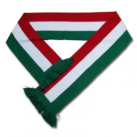 Magyarország trikolór kötött sál