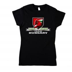 IHFU Team Hungary női póló