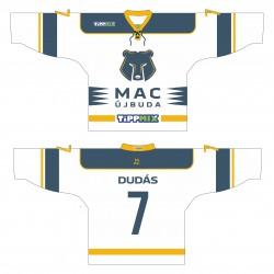 MAC-mez 2018 fehér
