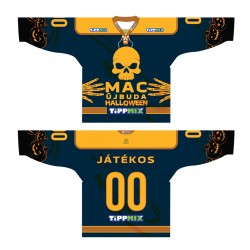 MAC Halloween-mez