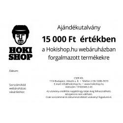 Ajándékutalvány - 15 000 Ft