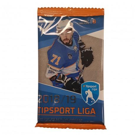 Tipsport Liga-hokiskártya 2018-2019