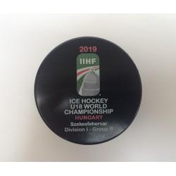 IIHF U18 világbajnokság 2019 korong