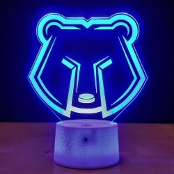 MAC asztali lámpa