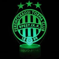 FTC-címer asztali lámpa