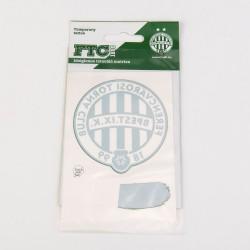FTC - Tetoválás zöld-fehér, címer